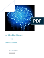 Artificial Intelligence online
