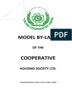 Model by Laws