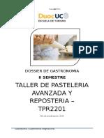 Dossier (Recetario)TPR2201 (1)