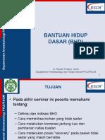 Bantuan Hidup Dasar 2008.ppt