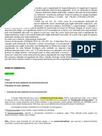 Ok.intensivo Lfg Direito Ambiental