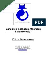 MI 10 Filtro Separador Cartucho Pt