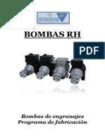 Catalogo General bombas hidrualicas
