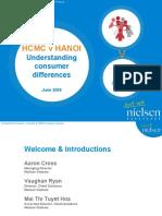 Nielsen Vietnam_ HCMC v Hanoi Consumer Differences