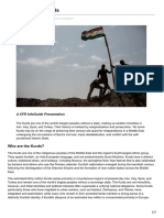 Cfr.org-The Time of the Kurds