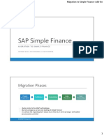 11 Migration to Simple Finance