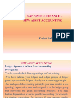 Sap Simple Finance -New Asset Accounting