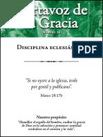 Disciplina - Chapel Library