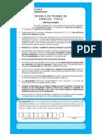Modelo PSU Ciencias Con Electivo Física 2016 (1)