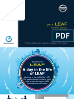 2011 Leaf Owner Manual