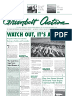 Summer 2006 Greenbelt Action Newsletter