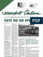 Fall 2005 Greenbelt Action Newsletter