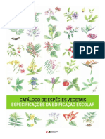 Catalogo Especies Vegetais Out 15