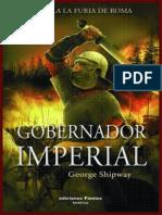 George Shipway-Gobernador Imperial