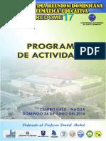 Programa Redome 2016