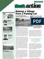 Spring 2001 Greenbelt Action Newsletter