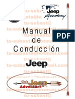 Manual Conduccion Jeep