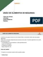 UNIÃO de EL. de MÁQUINAS