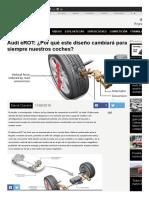 Audi EROT_ ¿Por Qué Este Diseño Cambiará Para Siempre Nuestros Coches_ _ CENTÍMETROS CÚBICOS