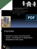 Tratamientos Depresion y Trastorno  Bipolar