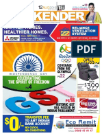 Indian Weekender 12 August 2016