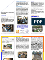 WE-RISE Malawi key Achievements Leaflet Final, By Mark Kumbukani Black, M&E Technical Advisor