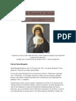 Santa Margarita y la devoción al Sagrado Corazón de Jesús
