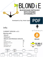 Blockchain Ontology with Dynamic Extensibility