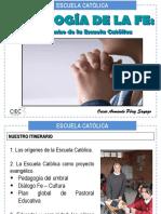 14. Pedagogía de La Fe CIEC