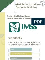 Enfermedad Periodontal en AM Con Diabetes Mellitus
