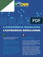 A experiencia brasileira - L'expérience brésilienne
