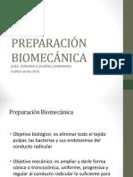 2015 PREPARACIÓN BIOMECANICA