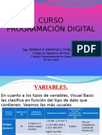 6° CLASE PROGRAMACION DIGITAL - VARIABLES