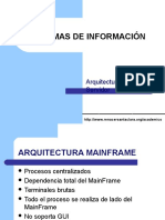 Diseño de software Arquitectura Cliente Servidor.ppt