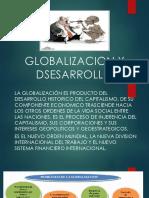 Globalizacion y Dsesarrollo, Final Unidad i 2016
