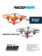 Manual Dron NINCO Nano