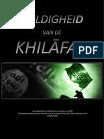 Definitief Geldigheid Van de Khilafaah
