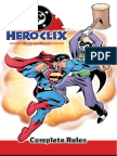 Heroclix DC - Hypertime Rulebook (2002)