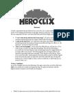 Heroclix Generic - Scenario Black Out (2002)