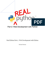 Real Python Part 2