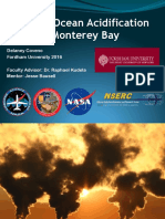 Mapping Ocean Acidification in Monterey Bay