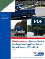 RoadDebris REPORT 2015