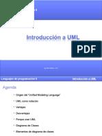 Clase 1 - UML