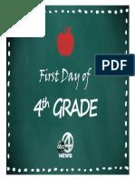 School Print 4th