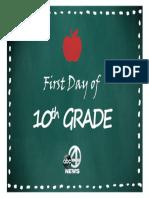 School Print 10th