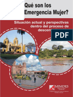 Centros Emergencia Mujer MIMDES1