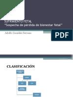 Sufrimiento Fetal Adolfo Gonzalez s 2010