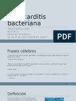 15. Madrigal Vega Jorge - Endocarditis Bacteriana