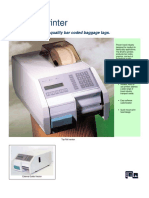 bt201 IER Printer