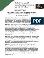 BIG 2016 Resolution NOFEAR Amended 8-8-16